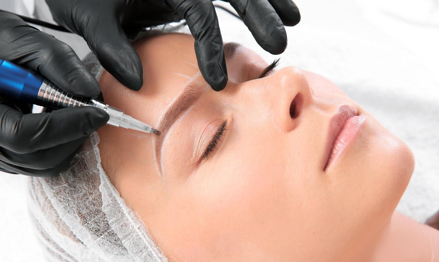 Tammie Mylan Beauty Treatments - Semi Permanent Brows