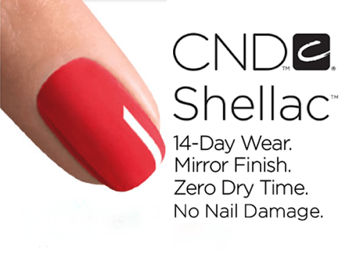 Tammie Mylan CND Shellac Nail Treaments - Manicures and Pedicures
